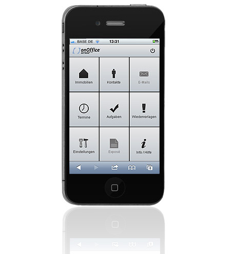 onOffice smart mobil