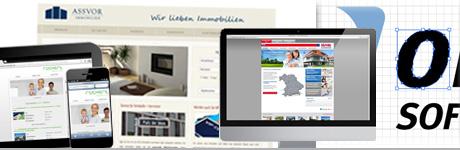 Maklerinternetseiten von onOffice