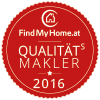 FindMyHome.at Qualitaetsmakler 2016