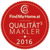FindMyHome.at Qualitaetsmakler 2016