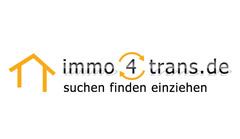 Logo immo4trans.de
